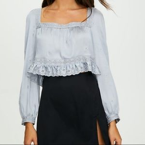 ISO Sunday Best May Day Blouse